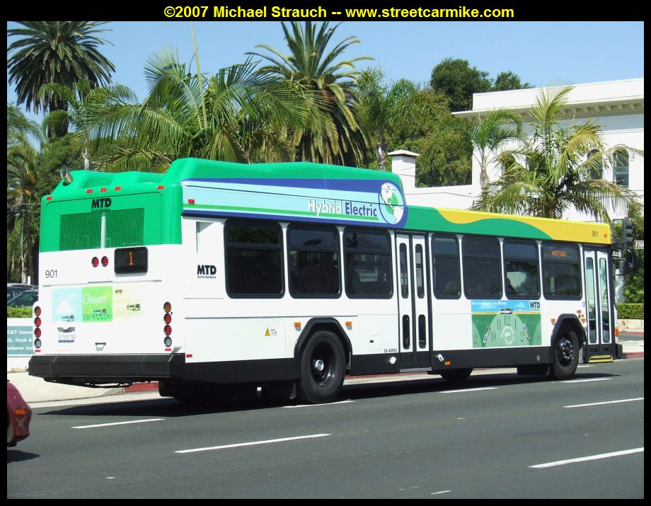 sbmtd_gillig901_route1_chapala_3_jun212007 Santa Barbara Mtd on