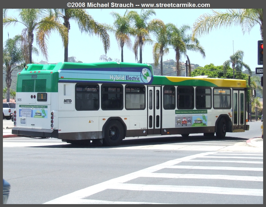 sbmtd_gillig905_route1_chapalaandfigueroa_5_jun172008 Santa Barbara Mtd on